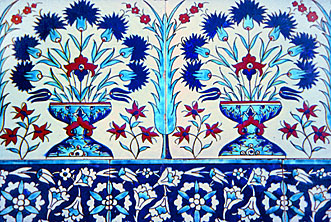 Blue Mosque Tiles - Robb Waterman (1053720384)